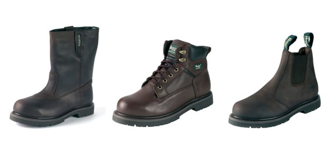 Hoggs Premier safety boots