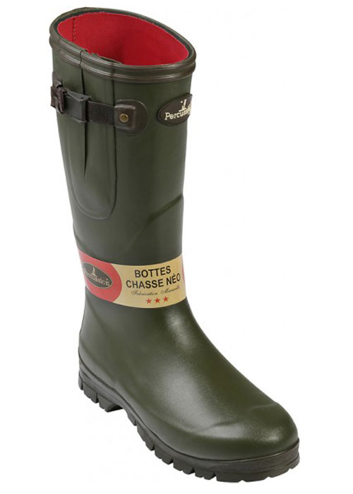 Percussion Wellington Boots