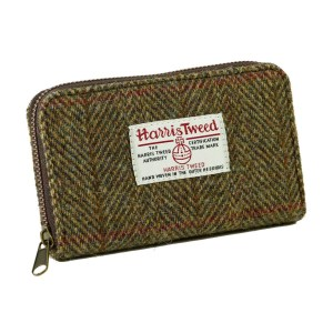 Harris Tweed Purse - Mother's Day Gift Ideas
