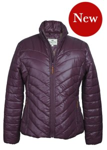 Hoggs Wilton Padded Jacket