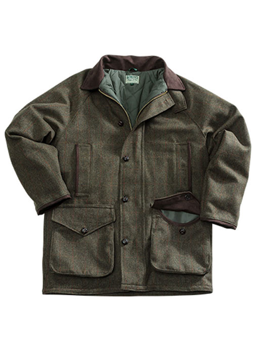 Hoggs of Fife Harewood Lambswool Tweed Jacket