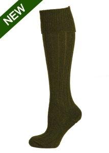 Corrymoor Woodlander Knee length mohair socks