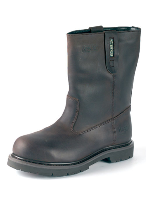 Hoggs of Fife Aquasafe Rigger Boot