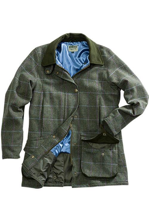 Hoggs of Fife Albany Tweed Coat