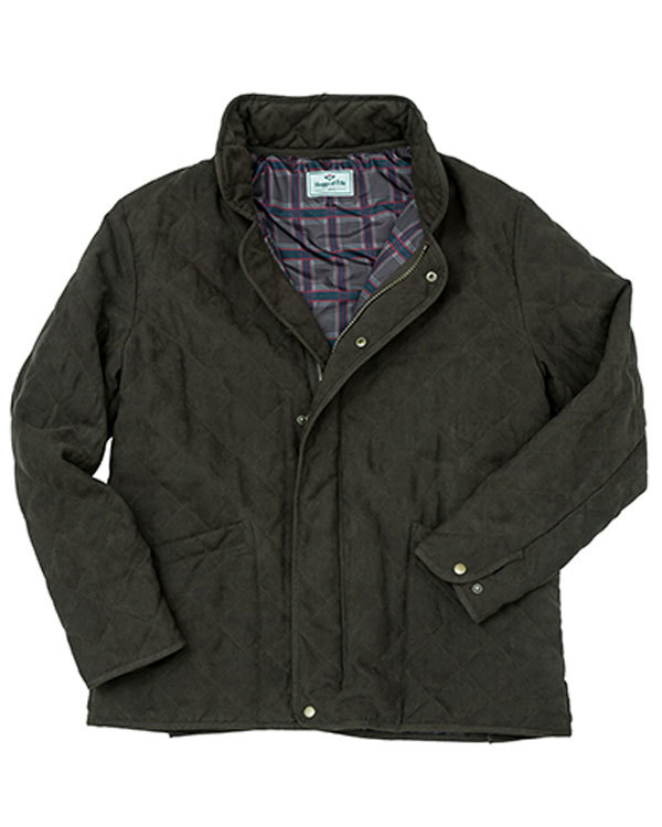Hoggs of FIfe Carlton Quilted Jacket