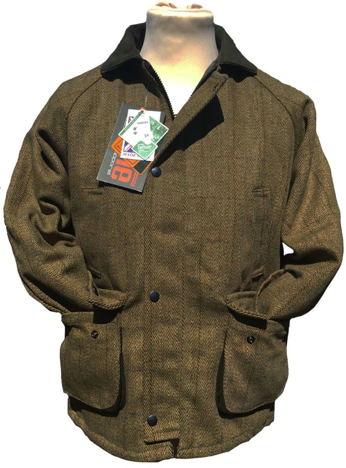 Kids Tweed Jacket