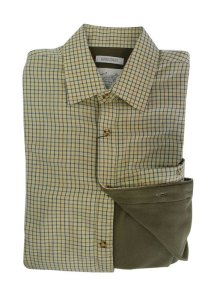 Bonart Grendon Fleece Lined Shirt