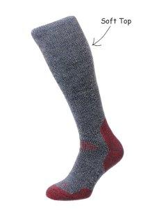 Protrek Mountain Soft Top Walking Sock