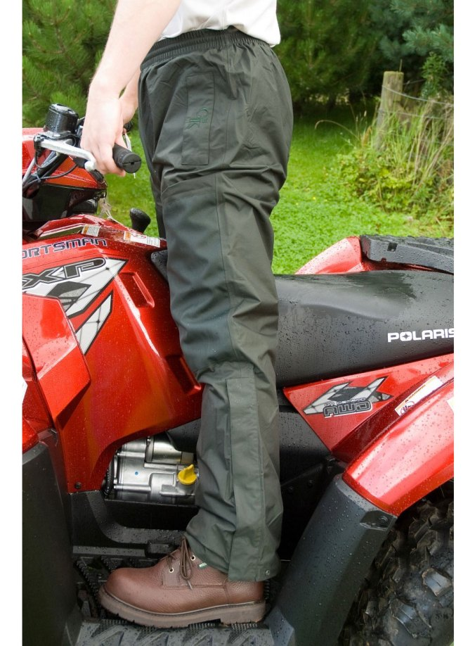 Ripstop waterproof and breathable pants