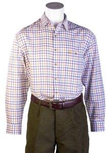 Bonart oxley check shirt