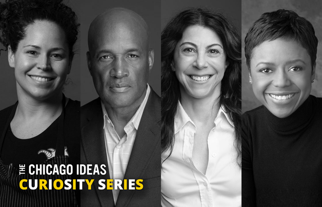 Introducing the 2018 Curiosity Series | Chicago Ideas Blog