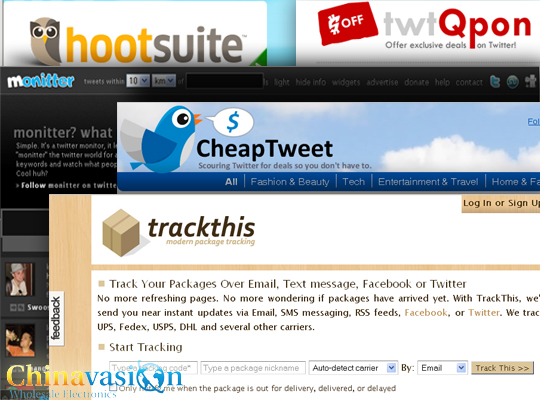 ecommerce tools for twitter