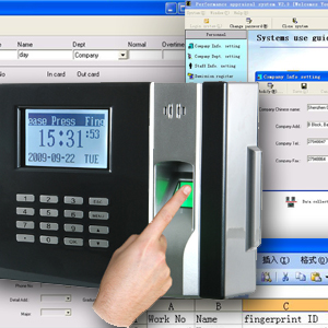 time attendance software setup copy