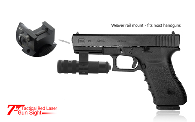 Tactical Red Laser Gun Sight