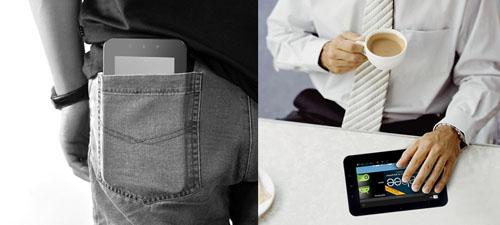 Chinavasion Xinc Android 4.0 ICS Tablet