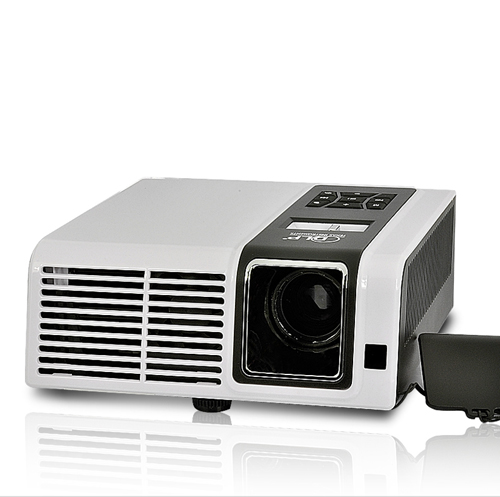 Portable DLP HD Projector with VGA, AV, USB and SD