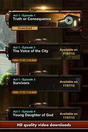 List of Electic City episodes