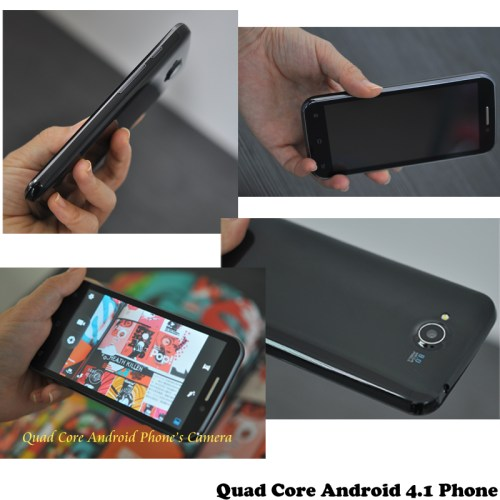 Quad Core Android Phone