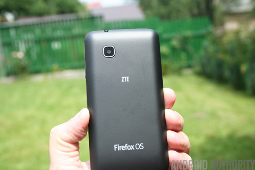 ZTE Open C Firefox Developer Android 4.4 Phone