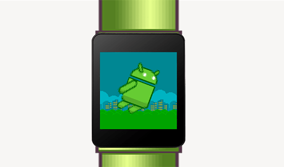 Flappy Bird Clone Now Available For Android Wear