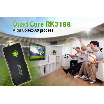 Android 4.4 Quad Core TV Dongle