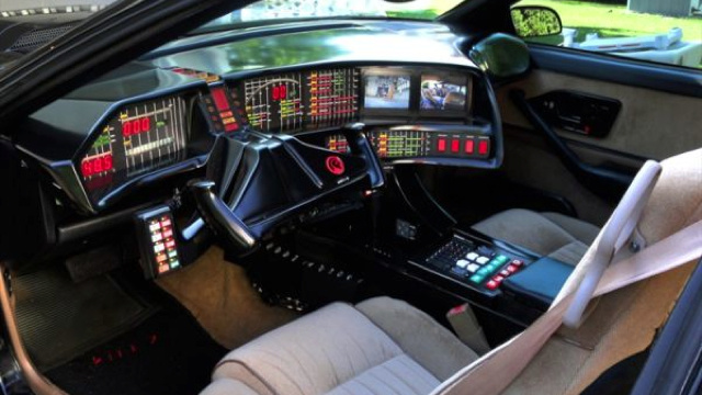 How Knight Rider Predicted the Future of Motoring