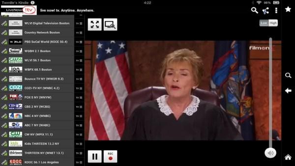 LiveTVnow