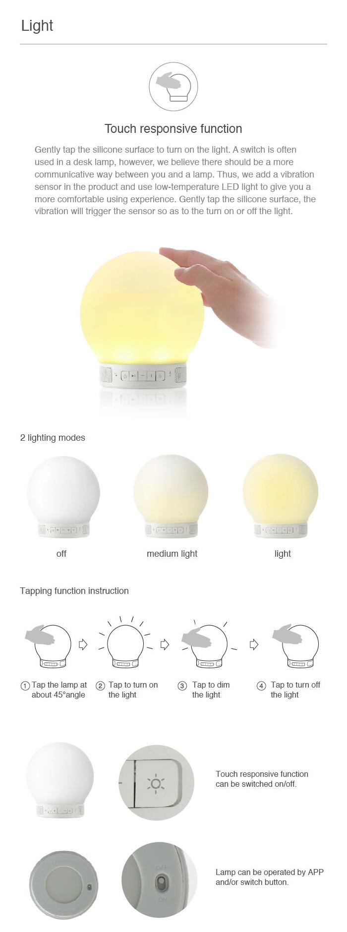 emoi smart lamp