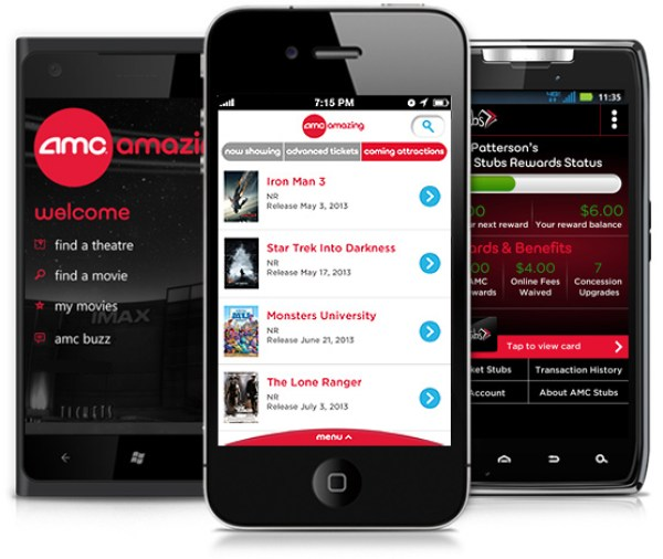 AMC app