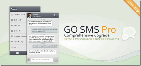 GoSms Pro
