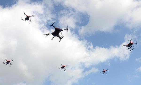 Shenzhen Nanshan Drone Hub