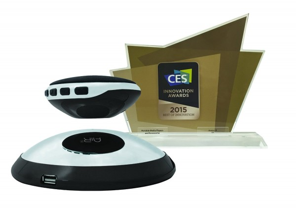 Air 2 CSBT-311-BLK Wireless Floating Speaker
