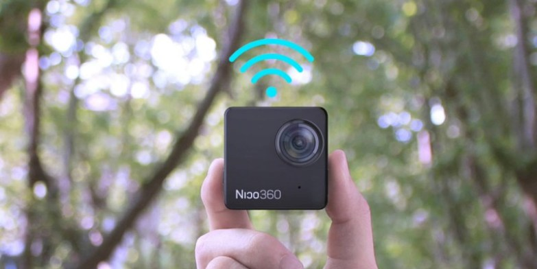 Nico360: World's Smallest 360 Degree Camera Revealed