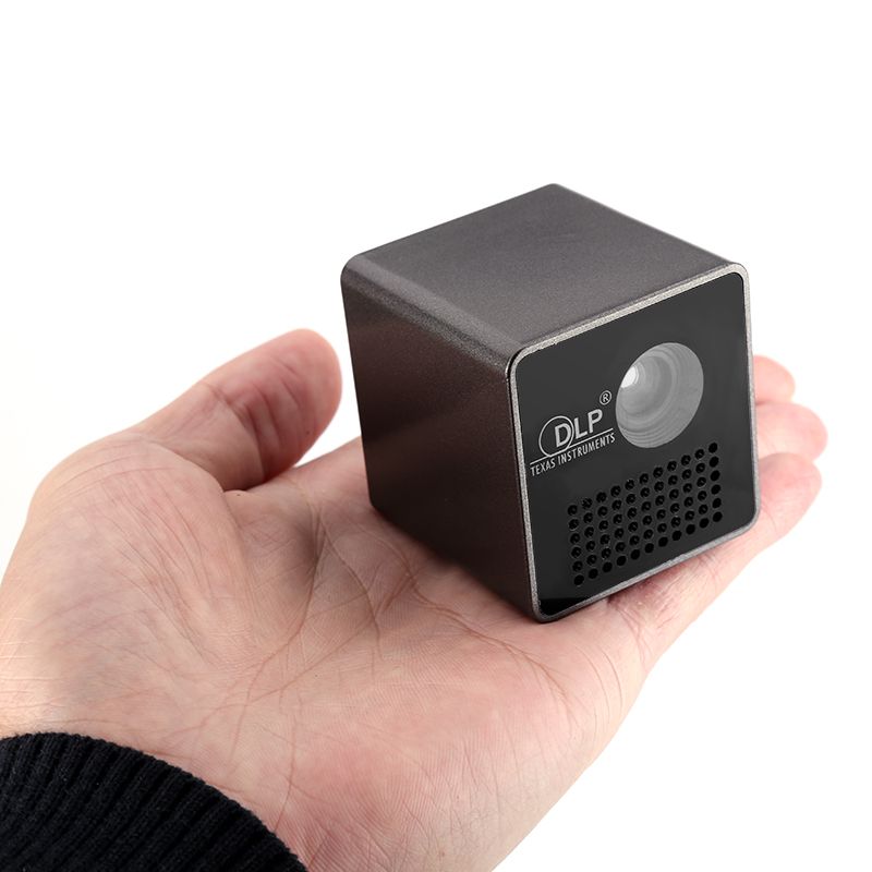 Chinavasion choice cube g1 mini dlp projector for Small powerful projector