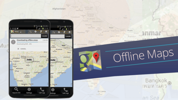 Use Google Maps Offline On Android on google docs offline android, google chrome search, google maps android icon, city maps 2go android, google sync android,
