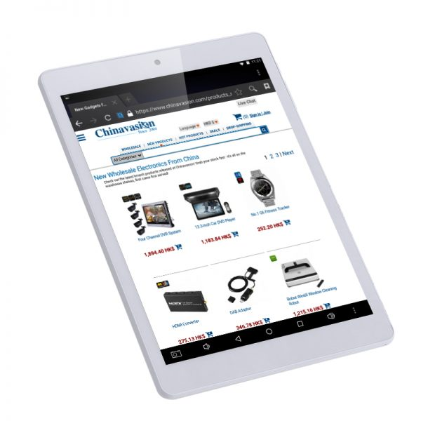Teclast android tablet PC