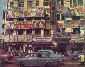 Calcutta street