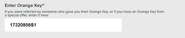 Orange Key 17320806S1