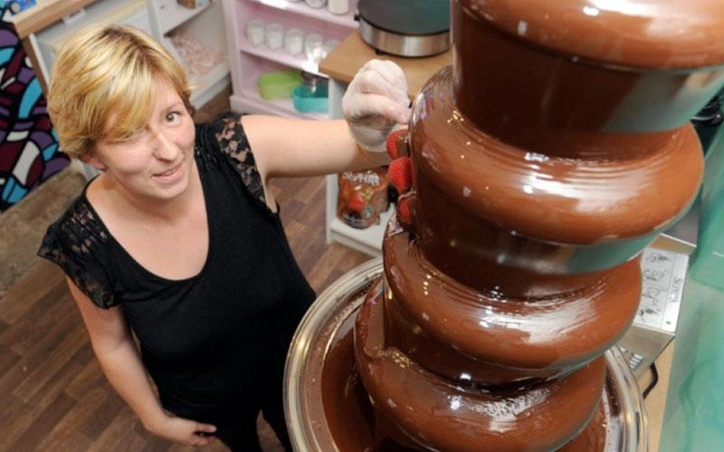 Sephra Europe's customers include Berwick Crêperie Maisies