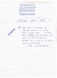 Editor Ideas IV (Page 2)