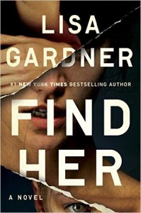 FIND HER cover