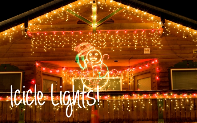 Christmas Lights Extension Cord