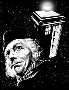 William Hartnell - The 1st Doctor