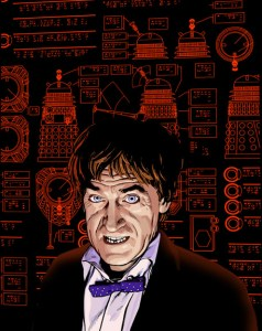 Patrick Troughton - The 2nd Doctor