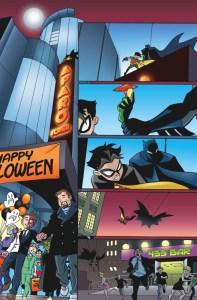 Batman Strikes #50 page 1