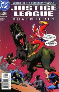 JL Adv #25 cover final