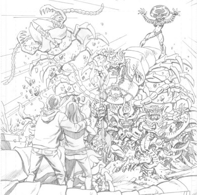 Kirby Genesis - Giant Bugs!