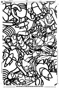 YJ #8 cover sketch a