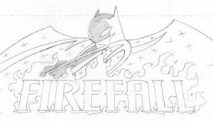 Batman Strikes #8 - Title Logo