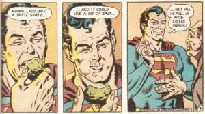 Kryptonite Snack